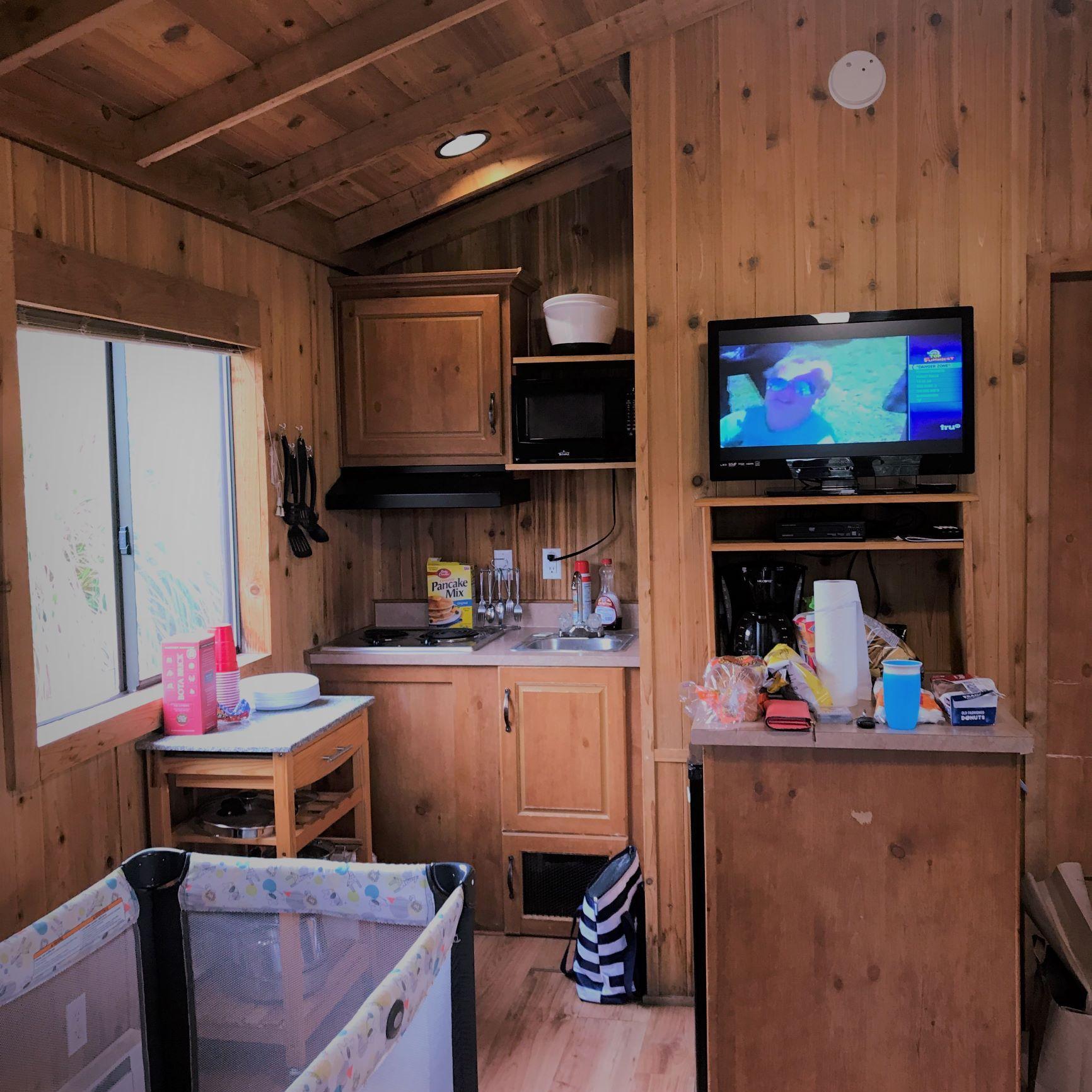 Cabins Oregon Coast